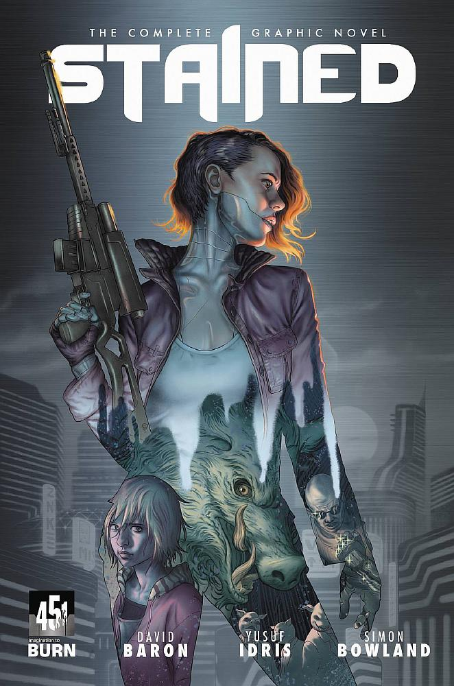 stained tp trade paperback